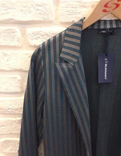 striped women's jackets ready-to-wear Sunway Milan