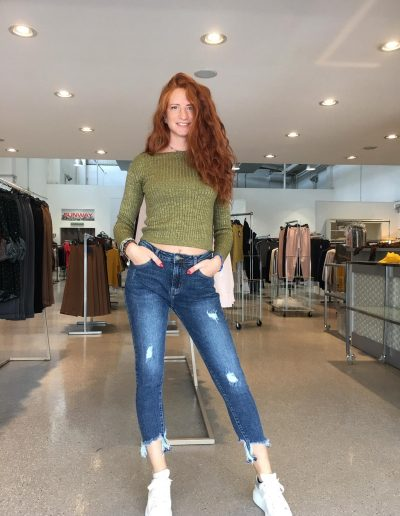 jeans woman new collection