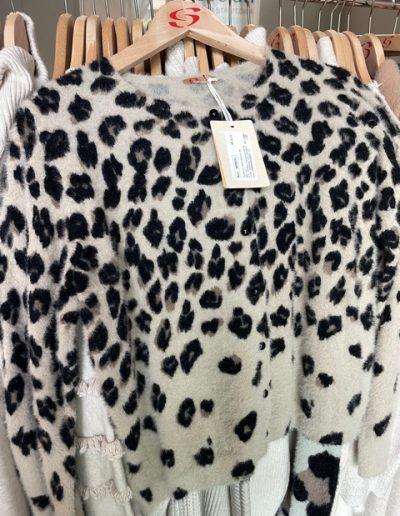 Maglia lana donna